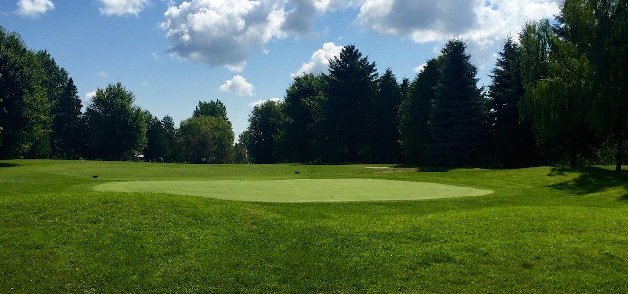 Blue Mountain Golf Deal