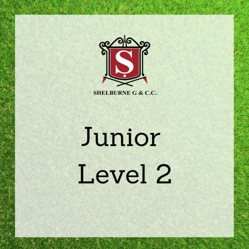 Junior - Level 2