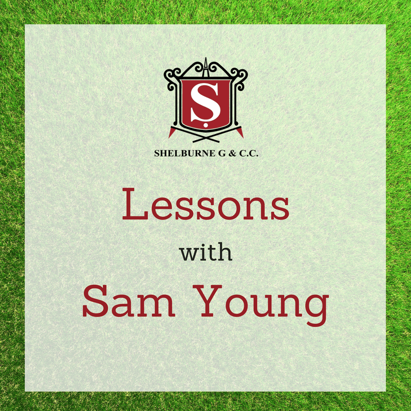 Lessons with Sam Young