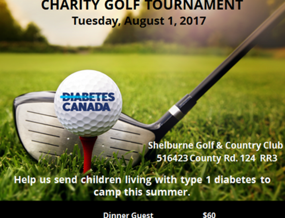 Shelburne Pro AM Flame of Hope Charity Golf Tournament